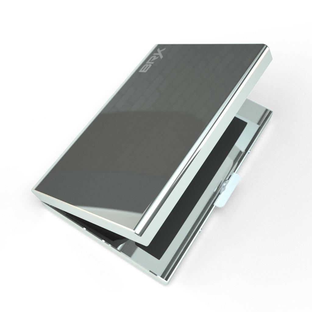 Stainless-Steel RFID Blocking Travel Wallet