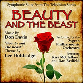 Beauty and the Beast - Theme from the Television Series for Solo Piano