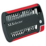 Wiha 79495 31-Piece XLSelector Bit Set with Slotted Phillips TORX Hex Bits (Color: Original Version)
