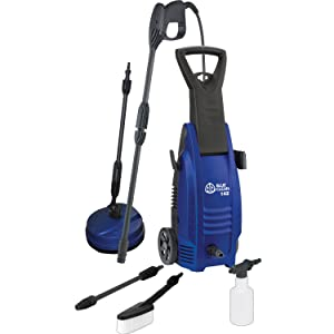 AR Blue Clean AR142-P 1600 PSI Cold Water Electric Pressure Washer