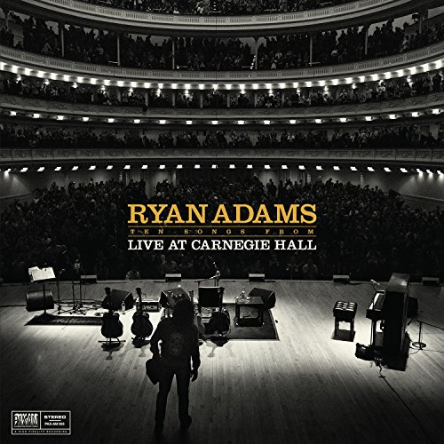 Ryan Adams - Ten Songs From Live At Carnegie Hall [lp] - Zortam Music