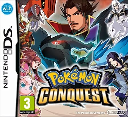 Pokemon Conquest [Nintendo DS]