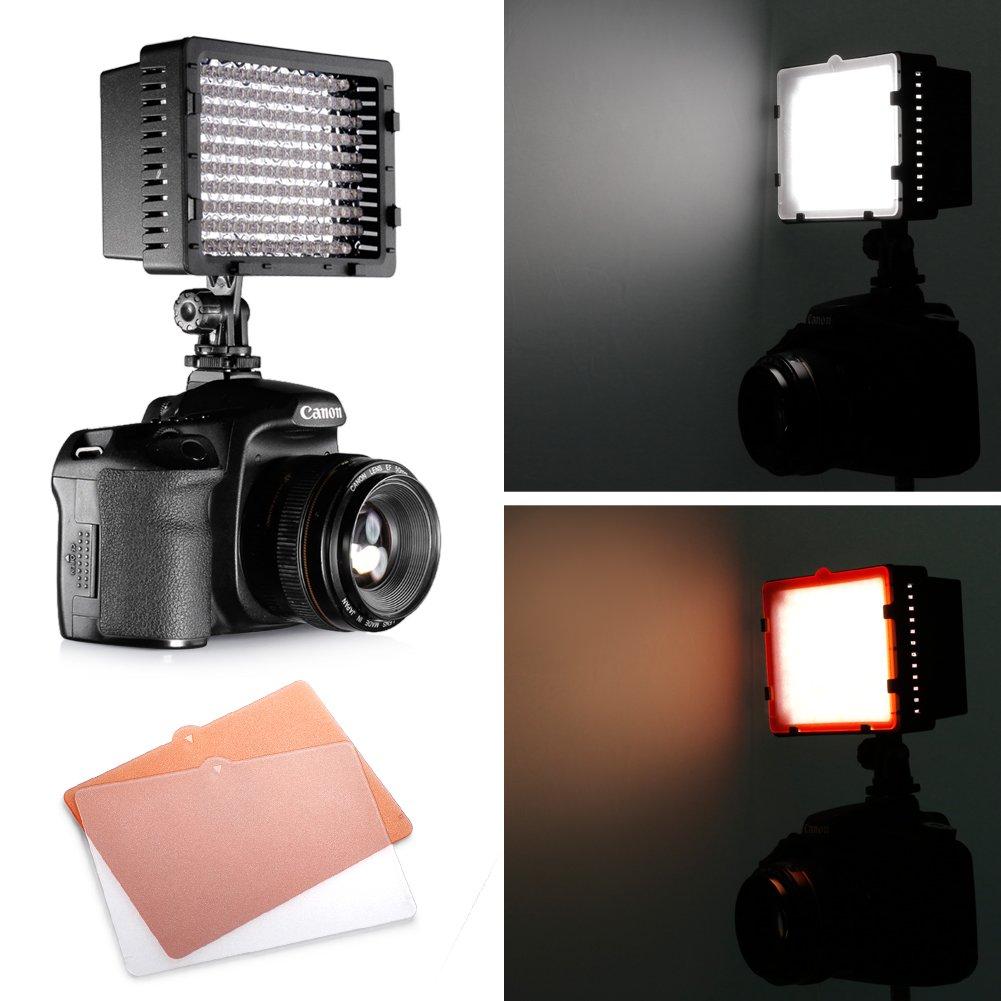 Camera Dslr Camera For Video Recording neewer 126 led light for dslr camera or digital video recorder canon nikon sony samsung kodak pentax panasonic amazon in electronic
