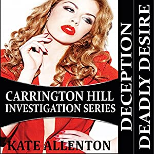 Carrington Hill Investigations Series Audiobook