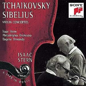 Tchaikovsky : Concerto pour violon en ré majeur op. 35 / Sibelius : Concerto pour violon en ré mineur op. 47
