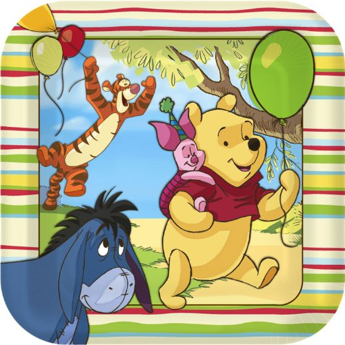 Pooh And Pals Dinner Plate Wholesale Cases front-506098