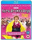 Mrs. Brown's Boys - Series 3 ( Mrs. Brown's Boys - Series Three ) [ Blu-Ray, Reg.A/B/C Import - United Kingdom ]