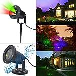 Outdoor Laser Landscape Projector Lig...