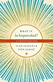 img - for What is la hispanidad?: A conversation (Joe R. and Teresa Lozano Long Series in Latin American and Latino Art and Culture) book / textbook / text book
