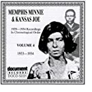 Memphis Minnie & Kansas Joe Vol. 4 (1933 - 1934)