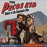 The Pecos Kid Western #1, July 1950 | Dan Cushman, RadioAchives.com