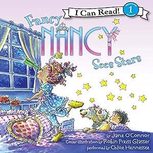 Fancy Nancy Sees Stars Audiobook