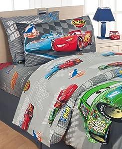 Amazon Com Disney Pixar Bedding Kids Cars Twin Sheet Set