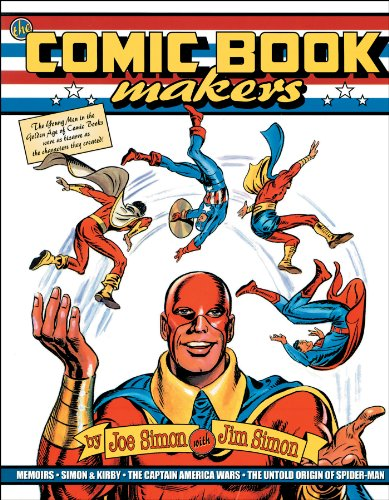 Image for Joe Simon  Comic Book Makers HC DLX signed