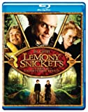 Lemony Snickets a Series of Unfortunate Events [Blu-ray]