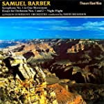 Samuel Barber: Symphony No. 1, Essays...