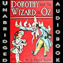 Dorothy and the Wizard in Oz Audiobook by L. Frank Baum Narrated by Phil Chenevert