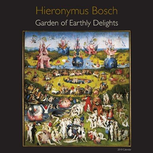 Hieronymus Bosch 2010 Calendar: Garden of Earthly Delights (Bosch Calendar compare prices)