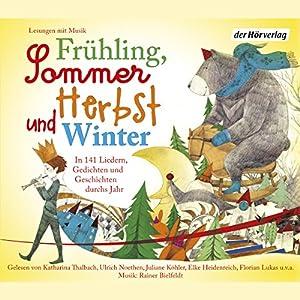 Frühling, Sommer, Herbst und Winter Hörbuch