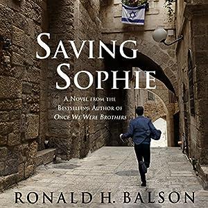 Saving Sophie Audiobook