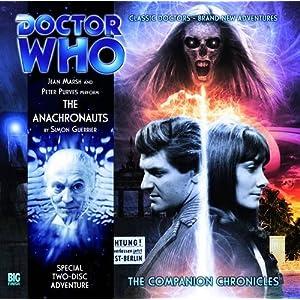 The Anachronauts (Doctor Who) - Simon Guerrier
