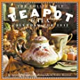 The Collectible Teapot & Tea 2012 Calendar (Wall Calendar)