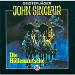 Die Höllenkutsche (John Sinclair 21)   Jason Dark
