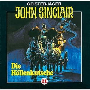 Die Höllenkutsche (John Sinclair 21) Hörspiel