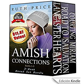 Amish Connections 3-Book Boxed Set Bundle (Out of Darkness 3-Book Boxed Set Bundle (Out of Darkness: An Amish of Lancaster County Saga) 8) (English Edition)