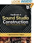 Handbook of Sound Studio Construction...