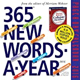 365 New Words-A-Year Page-A-Day Calendar 2016 (2016 Calendar)
