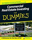 Commercial Real Estate Investing For Dummies (0470174919) by Conti, Peter