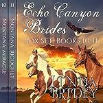 Echo Canyon Brides Box Set Number 4: Books 10 - 11 | Linda Bridey