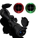 Gazelle Trading Aukmont 3-9x32 Telescopic Sight Sight Rifle Hunting Green/Red Scope LLL Night Vision