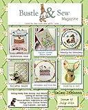 Helen Dickson Bustle & Sew Magazine July 2014: Issue 42
