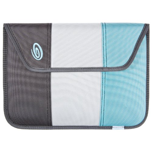 Timbuk2 iPad Envelope Sleeve (Gunmetal/White/Robin, X-Small)