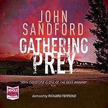 Gathering Prey Audiobook by John Sandford Narrated by Richard Ferrone