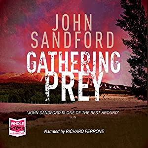 Gathering Prey Audiobook