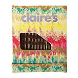 Claires Accessories Aztec Print Matchbook Bobby Pins