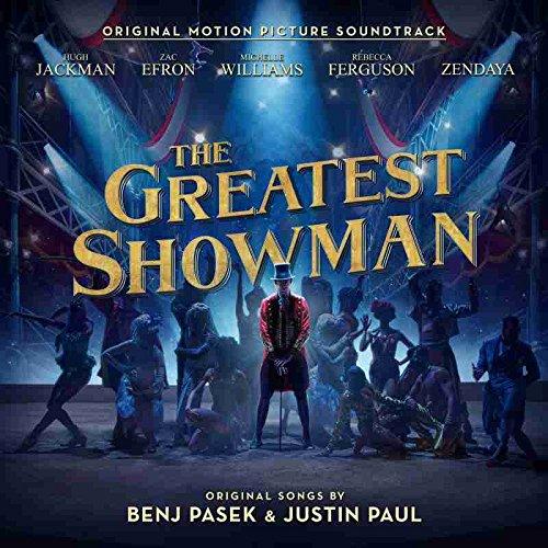 Buy Greatest Showman Soundtrack Now!