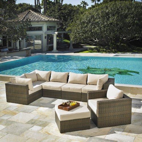 cushioned patio set aluminium furniture outdoor furniture outdoor