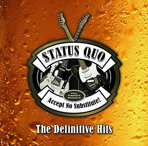 Status Quo - Accept No Substitute Definitive Hits - Zortam Music