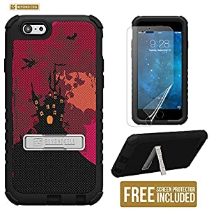 FREE Screen Protector - Halloween Witch Theme Design - Retail