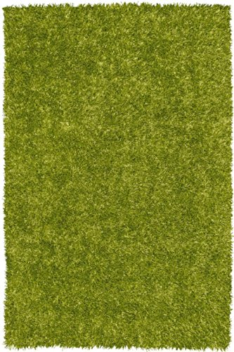 Dalyn Rugs Bright Light Rug, 5-Feet By 7-Feet 6-Inch, Lime front-977613