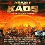 Adam F Presents Kaos - The Anti-Acoustic Warfare