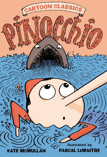 Pinocchio (Cartoon Classics)