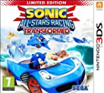 Sonic All-Stars Racing: Transformed L...