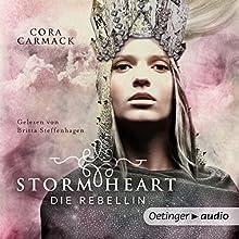 Die Rebellin (Stormheart 1) Hörbuch von Cora Carmack Gesprochen von: Britta Steffenhagen