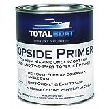 TotalBoat Topside Primer (White, Quart) (Color: White, Tamaño: Quart)