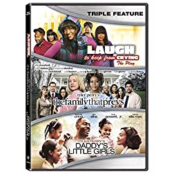 Tyler Perry Triple Feature - Laugh To Keep From Crying / The Family That Preys / Daddy's Little Girls